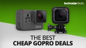the best cheap gopro deals on black friday 2017 techradar