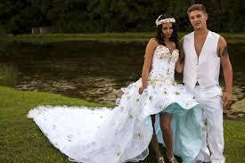 gipsy brautkleid my big wedding die verrücktesten hochzeitskleider