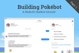 node js quick tutorial a nodejs chatbot tutorial part 1 recastai medium