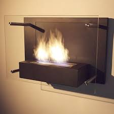 shop nu flame 23 62 in bio fuel fireplace at lowes com