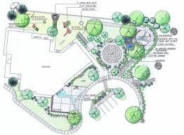 site plan design congregational church master plan memorial garden