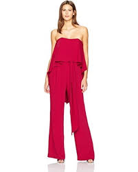 heritage jumpsuit great deals on heritage s strapless jumpsuit with