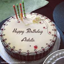 ankita happy birthday cakes photos