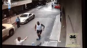 brutal stabbing over car accident caught on video u2013 active self