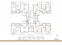 2bhk Plan by Premium Residential Project In Punawale Buy Apartments In
