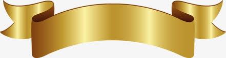 gold ribbon gold ribbon vector design high grade gold ribbon label fashion
