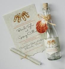 wedding invitations in a bottle message in a bottle wedding invitations bottle invitations