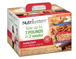 amazon com nutrisystem 5 day jump start weight loss kit 20