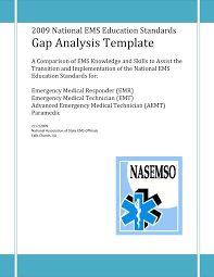 download gap analysis example for free tidyform