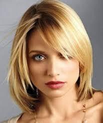 collarbone length wavy hair 20 medium length haircuts for thick hair