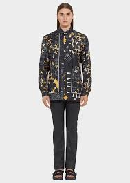 Mens Clothes For Clubbing Versace Men U0027s Clothing Ready To Wear Official Website
