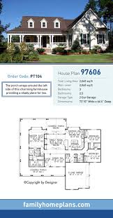 412 best house plans images on pinterest farmhouse plans