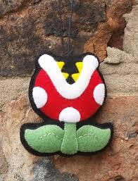 mario felt ornaments i these she s crafty
