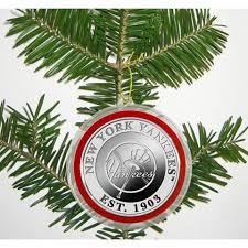 new york yankees silver coin ornament yankees gear pinterest