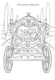 Cinderella Coloring Teaching Coloring Books