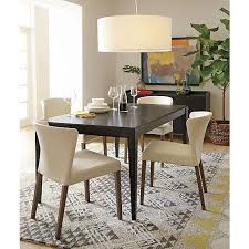 crate and barrel dining room tables marvelous design crate and barrel dining room table smart