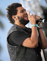 the weeknd s hair the weeknd on drake i gave up almost half my album its hard
