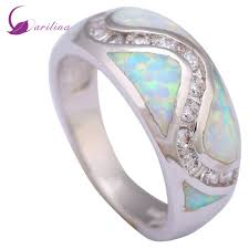 Opal Wedding Ring Sets by Jewelry Rings Opal Wedding Rings Diamond Emerald Engagement Rings