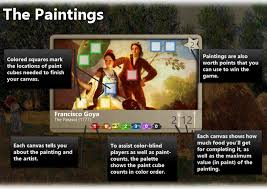 starving artists award winning paint by cube game by mike