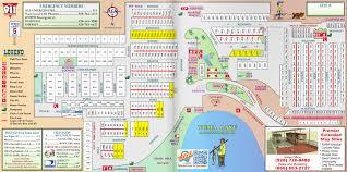 Ajo Arizona Map by Yuma Lakes Resort Resort Map