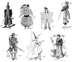 fashions of the future as imagined in 1893 u2013 the public domain review