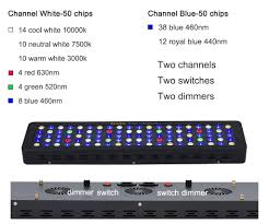 led aquarium lights for reef tanks marsaqua 300w led aquarium light dimmable full spectrum reef coral