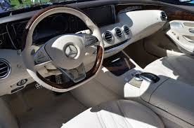 2014 S550 Interior Mercedes Benz S65 Amg V12 Coupe 2015 Pebble Beach 2014