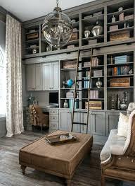 bibliothèque avec bureau intégré meuble bureau bibliotheque etagere bibliotheque grise et meubles