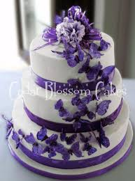 Edible Butterfly U0026 Carnation Cake Cakecentral Com