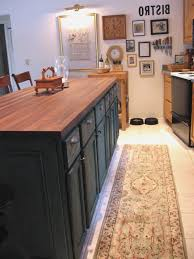Powell Color Story Black Butcher Block Kitchen Island Awesome International Concepts Kitchen Island Home Design Ideas