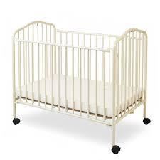 Baby Folding Bed L A Baby Portable Crib Bassinets U0026 Cradles Baby U0026 Toddler