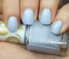 princess polish swatch and review pacifica pale blue eyes
