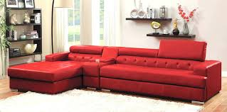 red sofa pillows lacquer table modern living room 4274 gallery