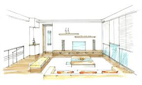 interior sketches interior design bedroom sketches spurinteractive com