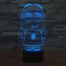 multi color lava l novelty 3d l minions night light usb colorful abajur touch sensor