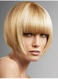 relaxed short bob hairstyle short bob hairstyles for relaxed hair wigsbuy com