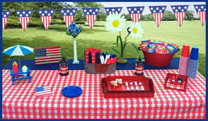 party themes july patriotic party decorations 4th of july memorial day