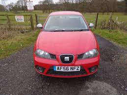 seat ibiza 1 8 20v turbo fr 150 part exchange to clear in
