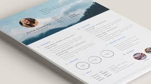 Creative Resume Design Templates Free Resume Design Word 100 Cv Resume Design Clean Cv Resume Ii