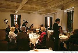 Dining Room Manager The Maestro Of Service As Manager Of The French Laundry And Per