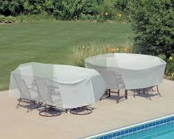 Veranda Collection Patio Furniture Covers - small waterproof patio furniture covers home and garden decor