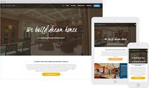 radian custom builders responsive expressionengine website design