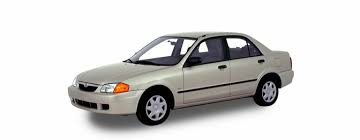 2000 mazda protege overview cars com