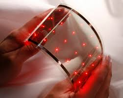 flexible led lighting film the first flexible led lighting films trending technologies