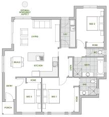 energy efficient homes floor plans 20 best green homes australia energy efficient home designs
