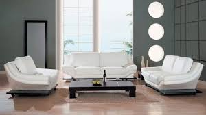 Modern Leather Living Room Set Awesome White Great Best 20 Leather Decorating Ideas On