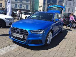 wexford audi audi wexford on glorious day on wexford quay for