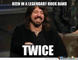 Rock Memes - been in a legendary rock band by serkan meme center