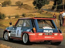 renault rally renault 5 maxi turbo rally cars pinterest rally rally car