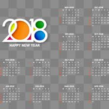 calendar templates 2018 calendar single page calendar geometry